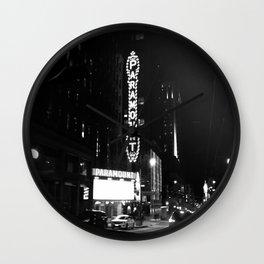 Paramount Wall Clock