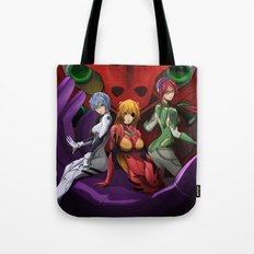 Evangelion Girls Tote Bag