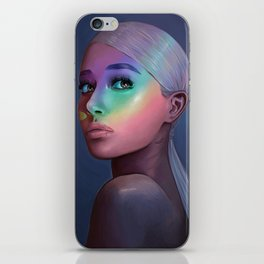 Ariana iPhone Skin