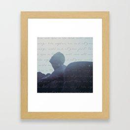 Isaiah Framed Art Print