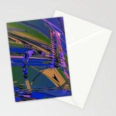 maelsthrone up set Stationery Cards