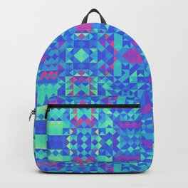 Spacey Blues- AMP Backpack