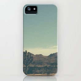 Our eyes were covered with stars iPhone Case