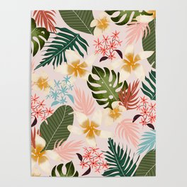 Tropical Soul Poster