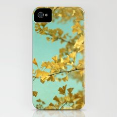 Ginkgo #3 iPhone (4, 4s) Slim Case