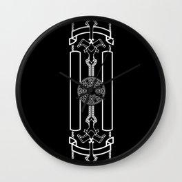Kingsglaive Wall Clock