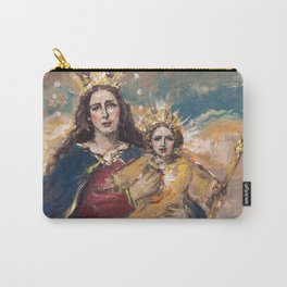 Maria Auxilium Christianorum II Carry-All Pouch