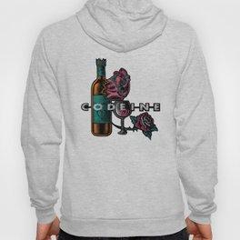 CODEINE - Broken Hearted Wine Hoody