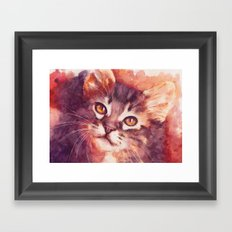 Little wonder Framed Art Print