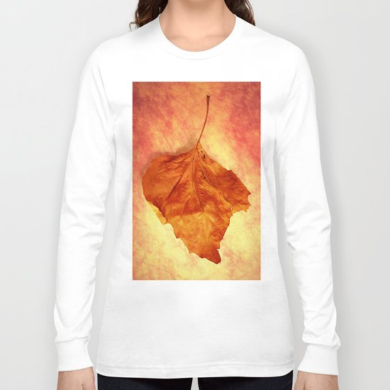 Autumn Cometh Long Sleeve T-shirt