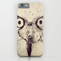 Deconstructed Owl Face Slim Case iPhone 6s
