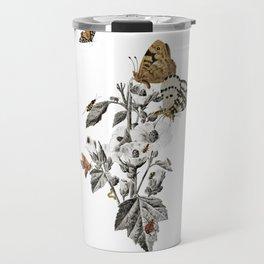 Insect Toile Travel Mug
