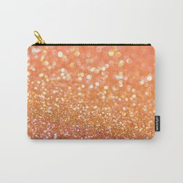 Apricot Honey Carry-All Pouch