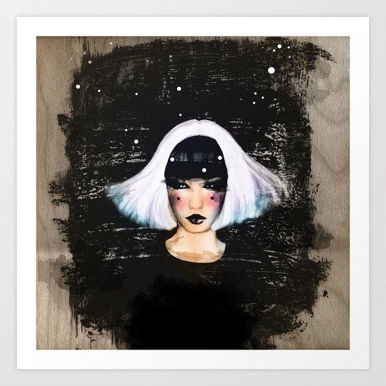 Giedi Art Print