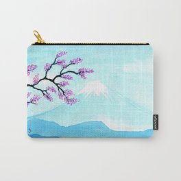 A Single Branch Carry-All Pouch
