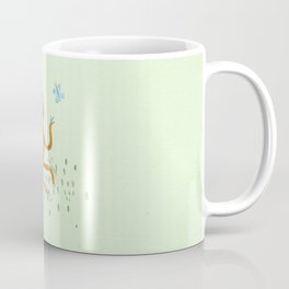 Sloth & Butterfly Coffee Mug