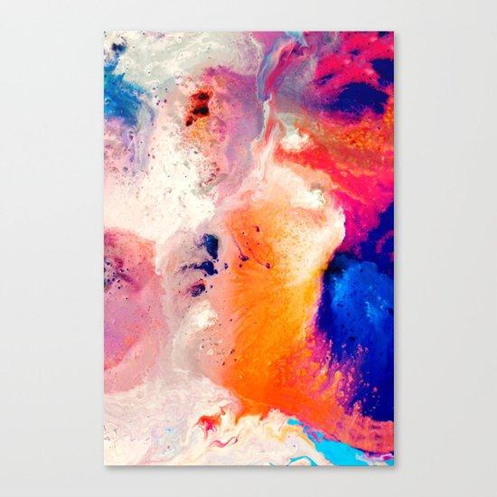 Corrosion Canvas Print