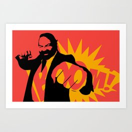 Bud Spencer - Boom Art Print
