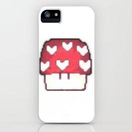 Love Mushroom iPhone Case