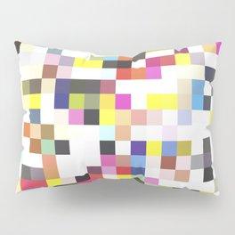 Love Pixel Pillow Sham