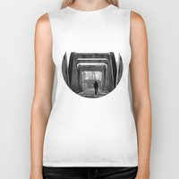 lonely Biker Tanks featuring Lonely by Oğuzhan Edman