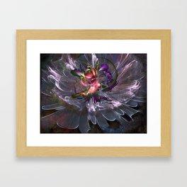 Celestial Dance Framed Art Print