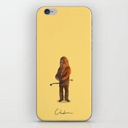 Chewbacca - A New Hope iPhone Skin