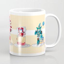 Medibot Chibis Coffee Mug