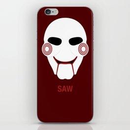 SAW iPhone Skin