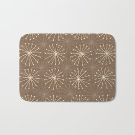 seedheads brown Bath Mat