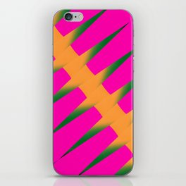 Play of colors iPhone Skin