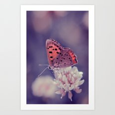 Tiny Beauty Art Print