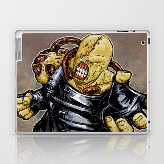 Nemesis: Resident Evil Laptop & iPad Skin