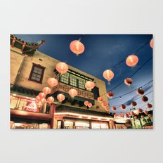 Chinatown_2011052102 Canvas Print