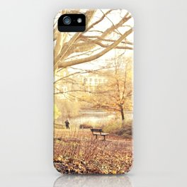 Hampstead Heath Wanderings iPhone Case