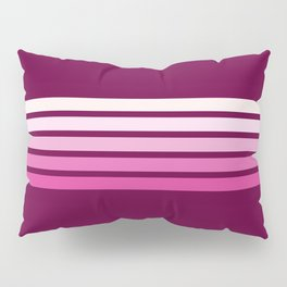Kihei - Classic Retro Stripes Pillow Sham