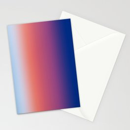 Ombre Clouds 1 Stationery Cards