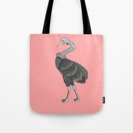 Greater Rhea Tote Bag