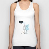 tfios Tank Tops featuring TFIOS  by swiftstore