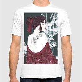 Flowertattoo T-shirt