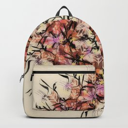 Early-bird reflections Backpack