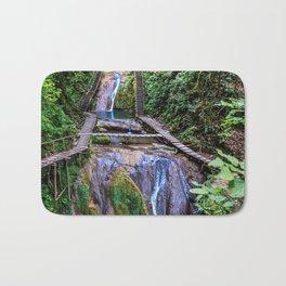 Valley of 33 waterfalls Bath Mat