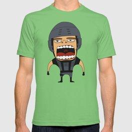 Screaming Johnny Rico T-shirt