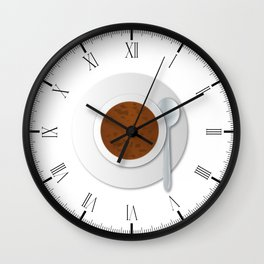 Oxtail Soup Wall Clock