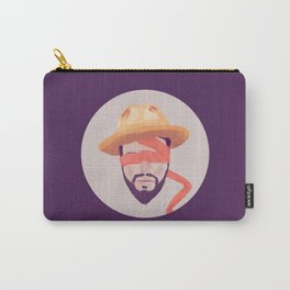 Voluntary Blindness Carry-All Pouch