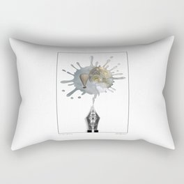 Creative Writing Rectangular Pillow