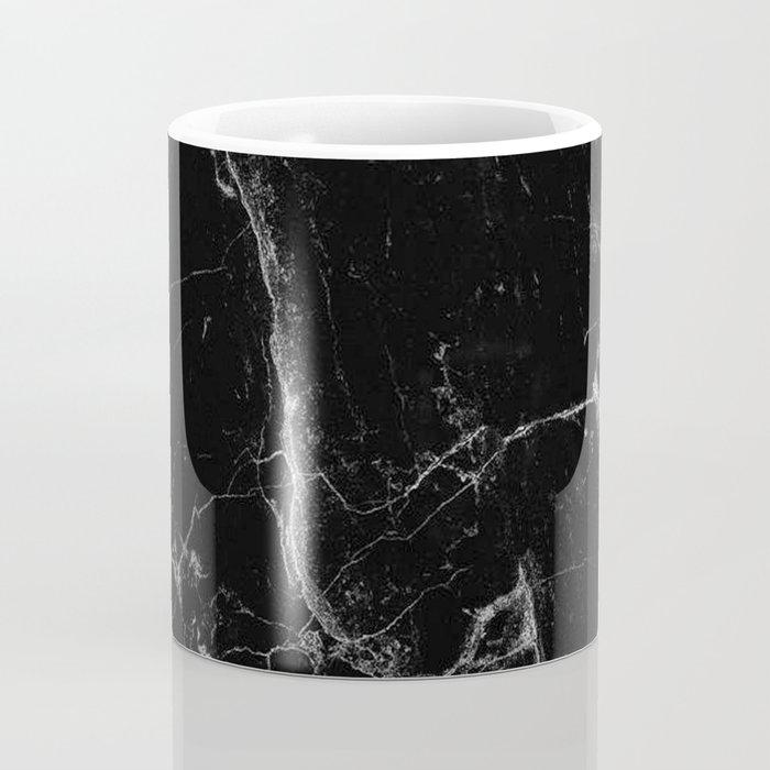 Marble, Print, Minimal, Scandinavian, Abstract, Pattern, Modern art Coffee Mug