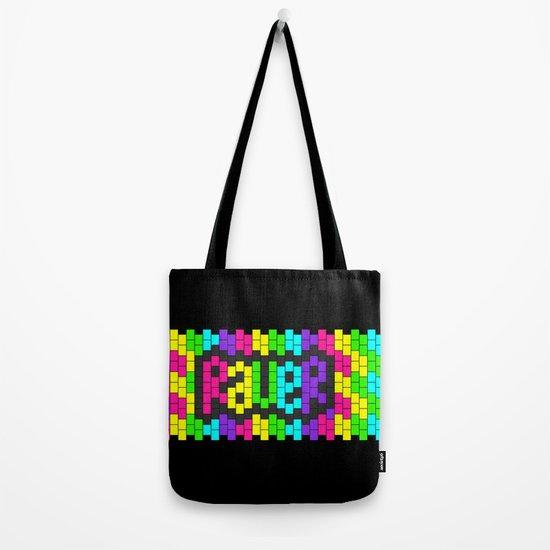 Raver Tote Bag