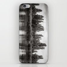melancholic peace iPhone & iPod Skin