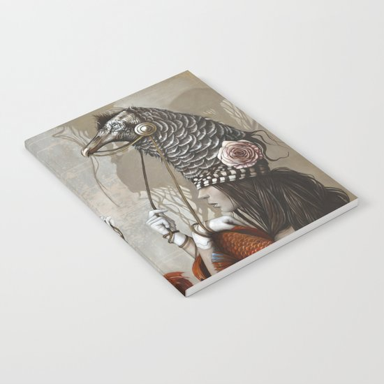 Les Cavalières Blanches Notebook